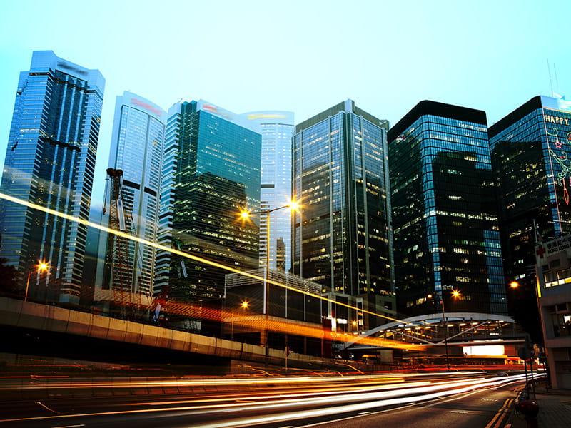 business buildings 800