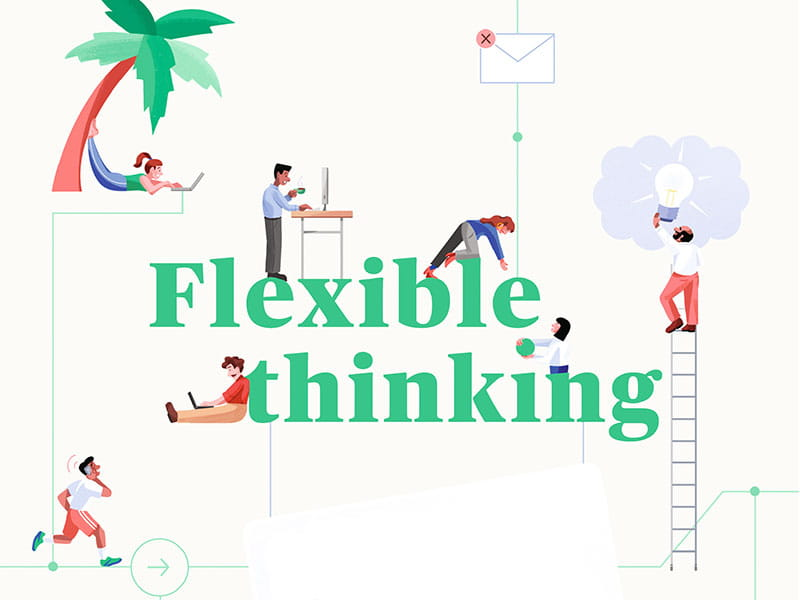 Flexible thinking