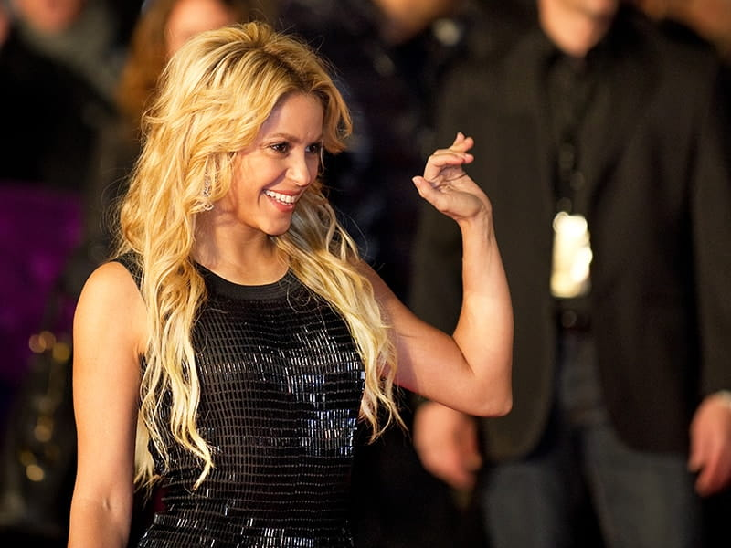 Shakira charged with £13m tax evasion | ICAEW Economia